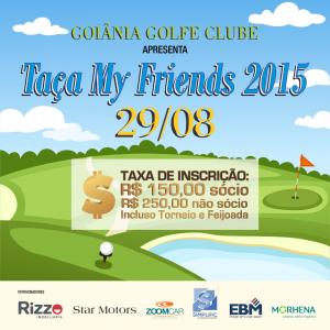 Taça my Friends 2015 SITE